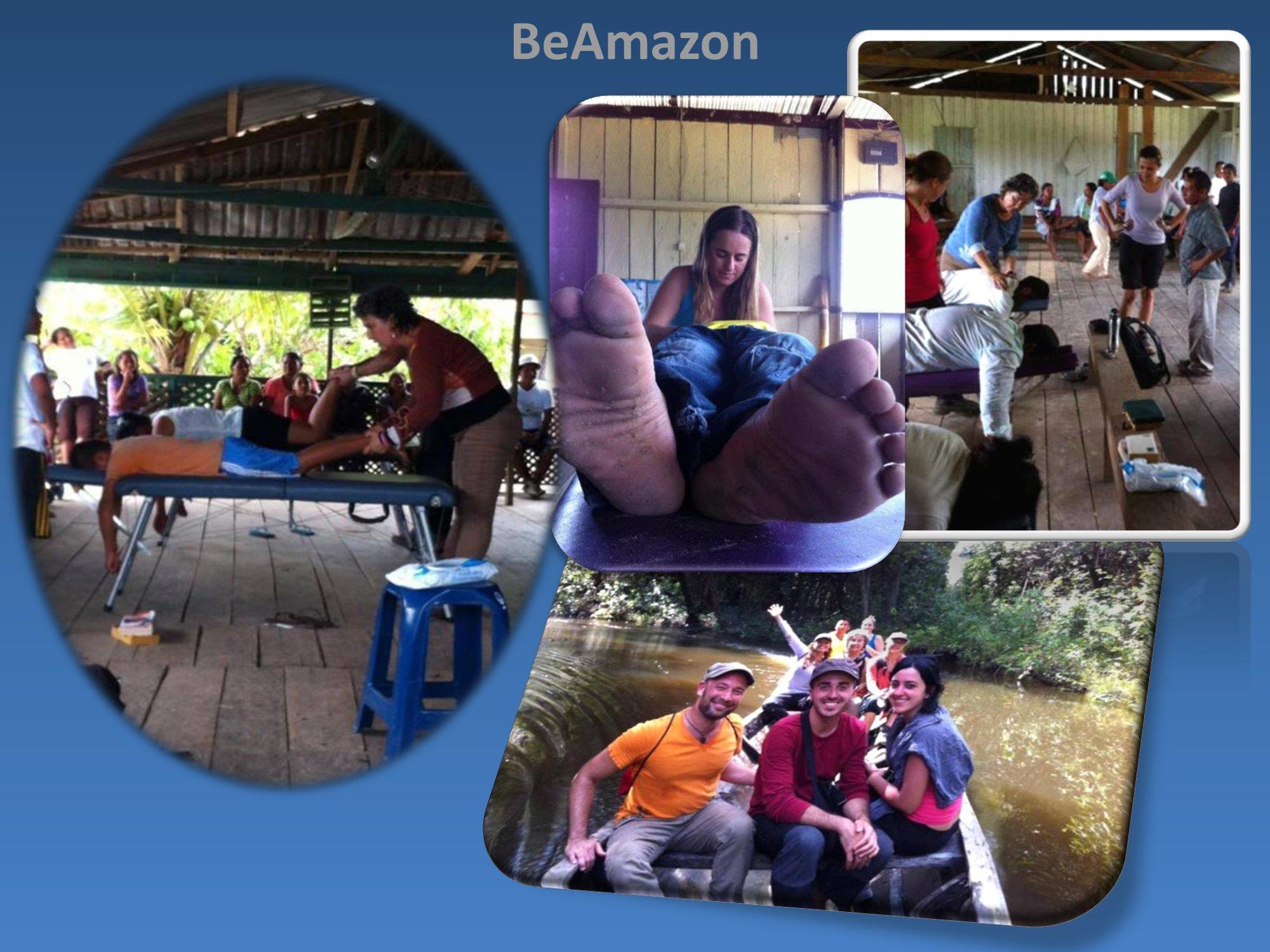 BeAmazon- Personas Al Servicio Del Medioambiente