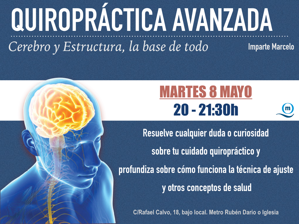 Quiropractica Centro Marcelo Quiropractico Madrid