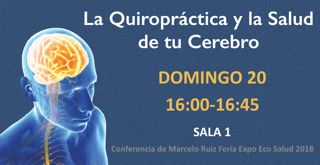 Expo Eco Salud Centro Marcelo Quiropractico Madrid Quiropractica