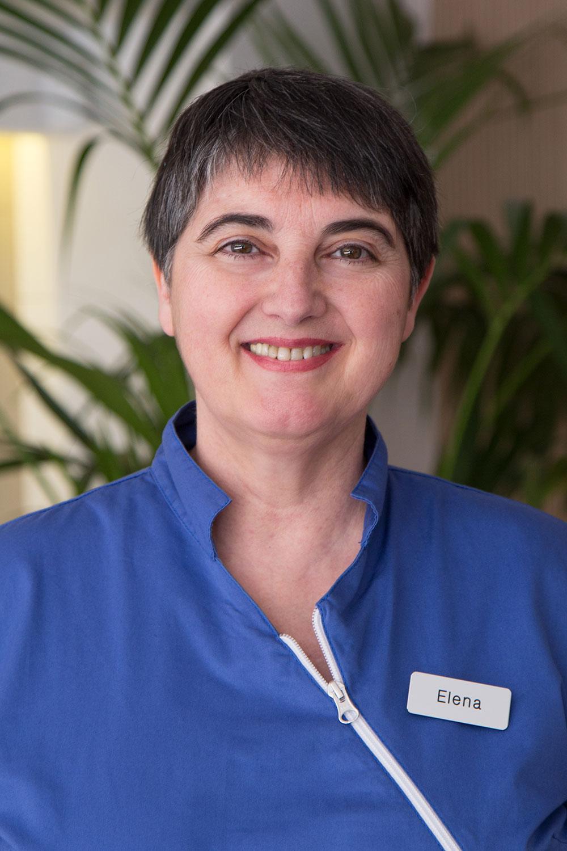 Elena - Nuestro equipo quiropráctico