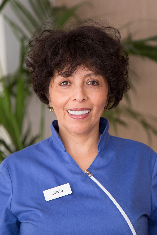 Silvia - Nuestro equipo quiropráctico