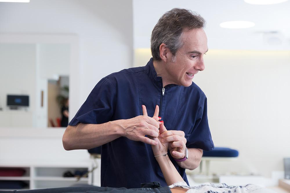 Test Kinesiología - Pruebas quiroprácticas
