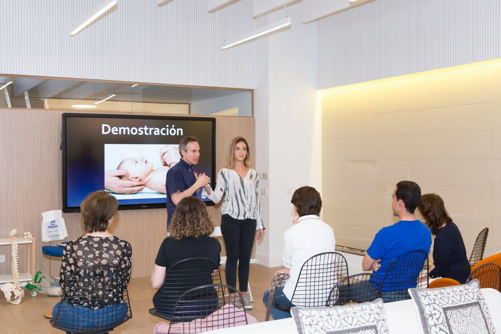 Vuelve Taller Cuidado Columna - Centro Quiropráctico Madrid
